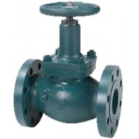 Globe and Angle Valves for Bulk Storage Containers, Transports, Bobtails and Plant Piping