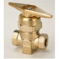 High Pressure Gas Master Valves 9560 Series